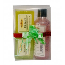 2 soaps*125g+1 face wash210ml